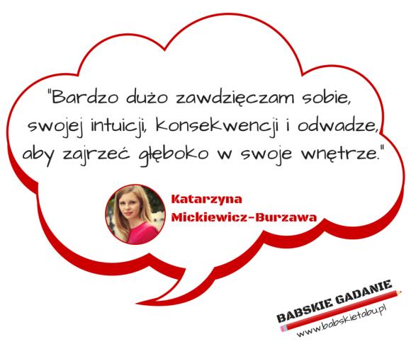 Babskie Gadanie - Katarzyna Mickiewicz-Burzawa (8)
