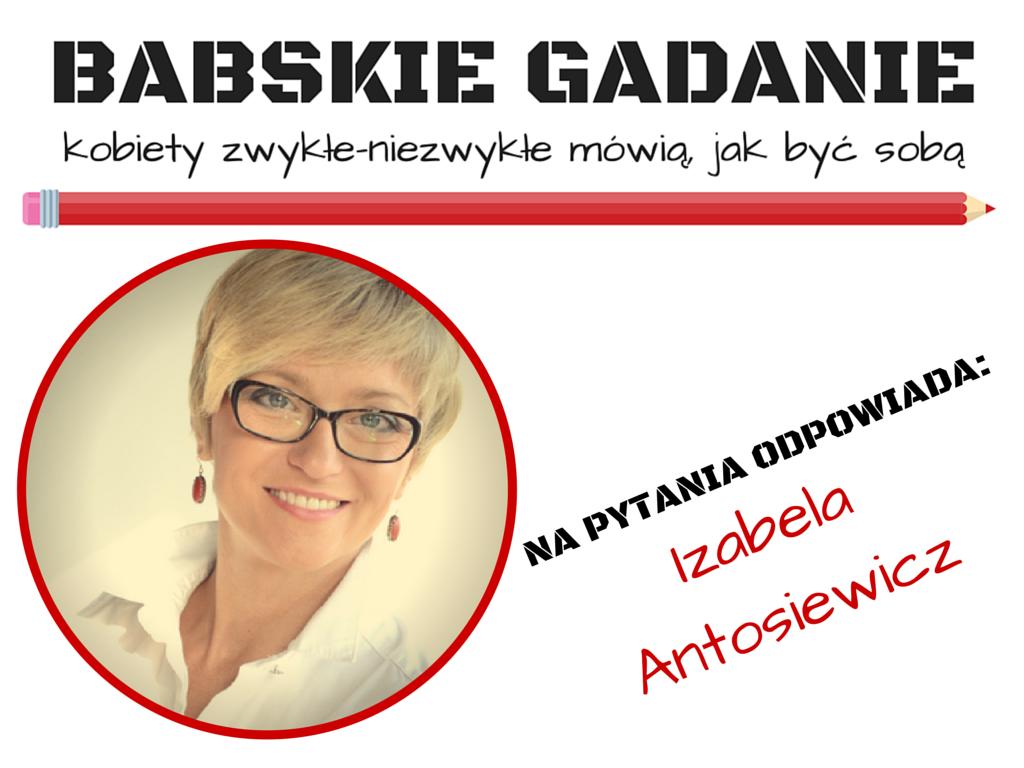 Izabela Antosiewicz