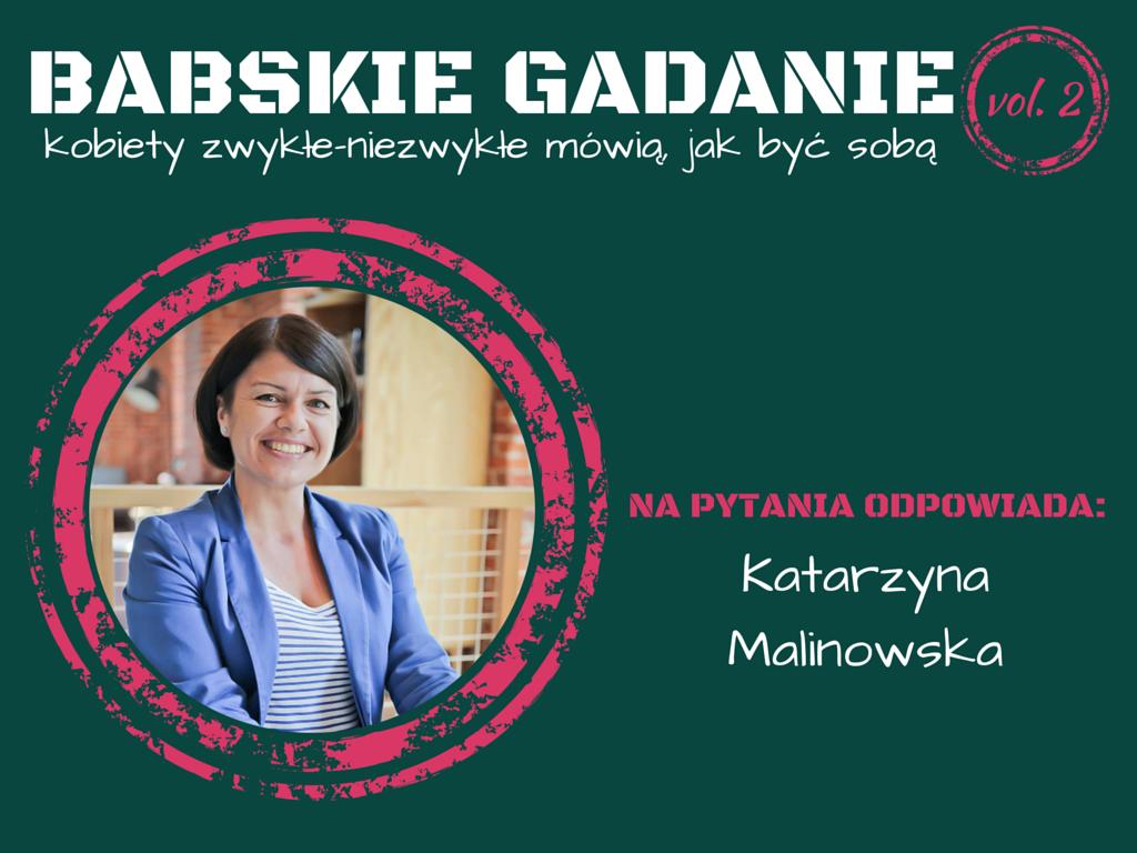 Babskie Gadanie vol.2: #2 Kasia Malinowska