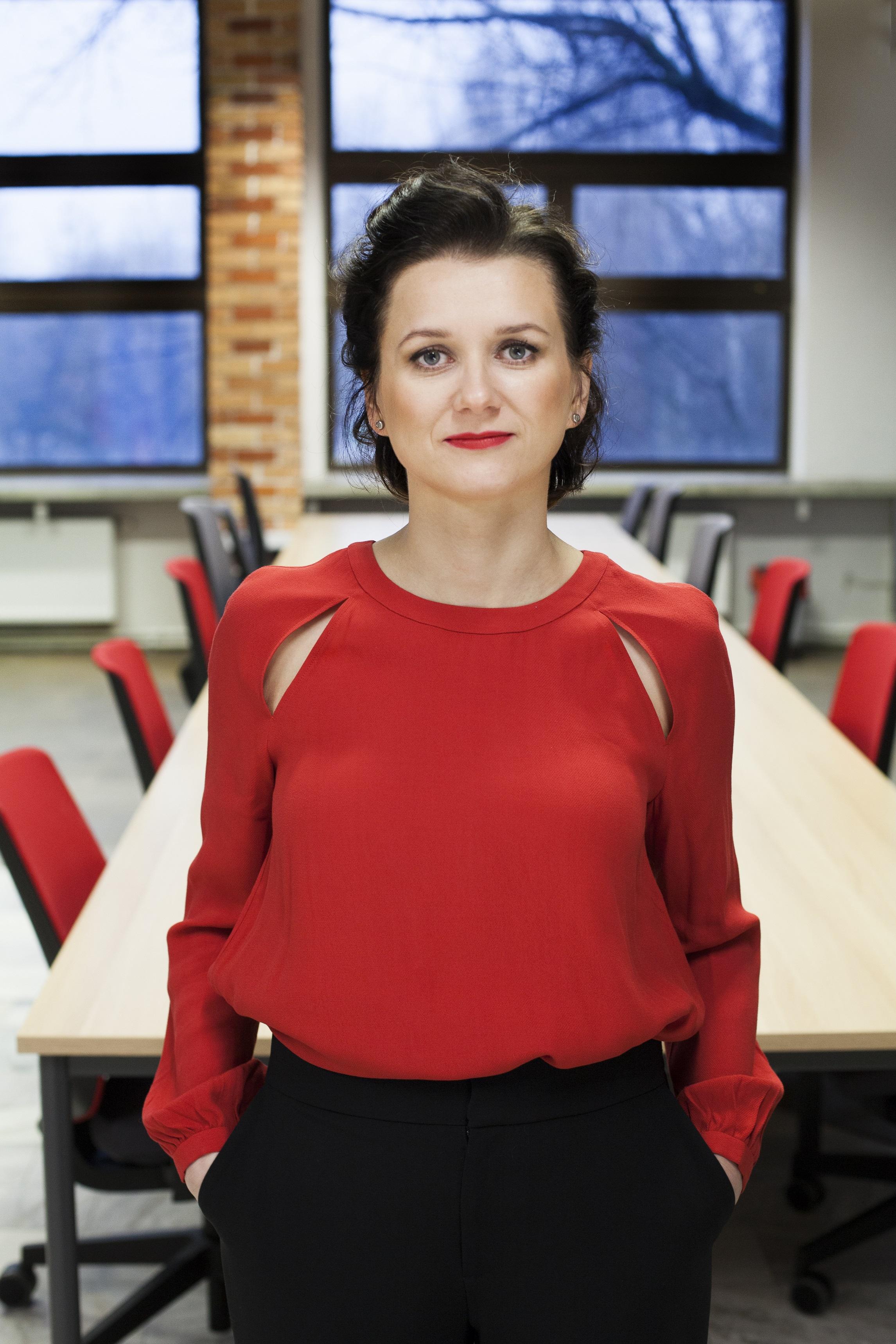 Katarzyna Bogusz-Przybylska artecoach coaching warszawa